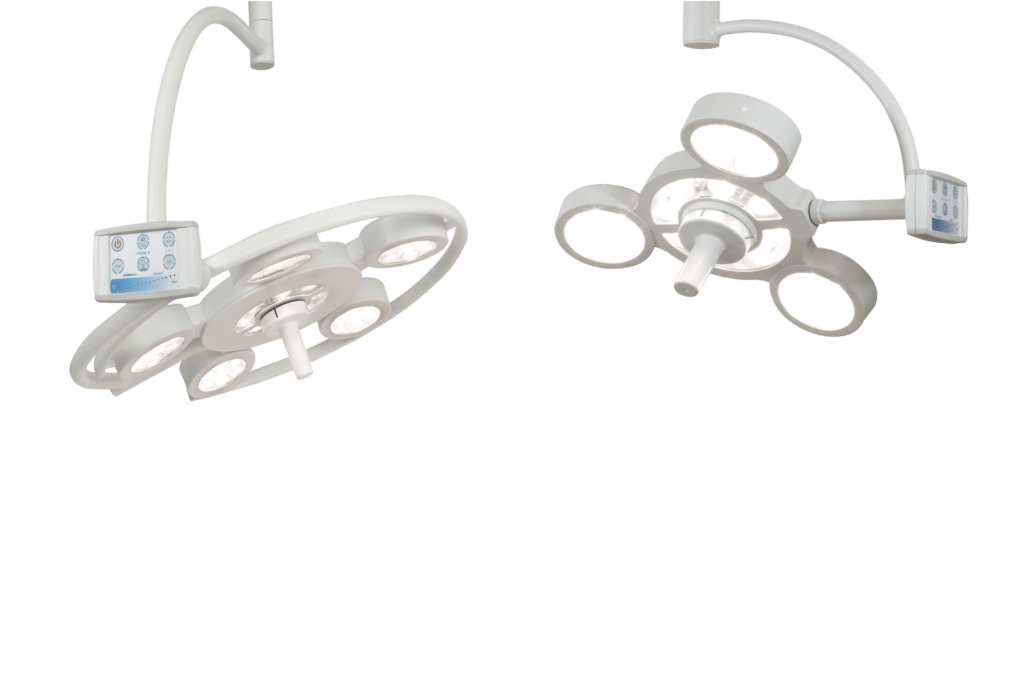 Lumax 3 & 5 Eclairage LED chirurgical