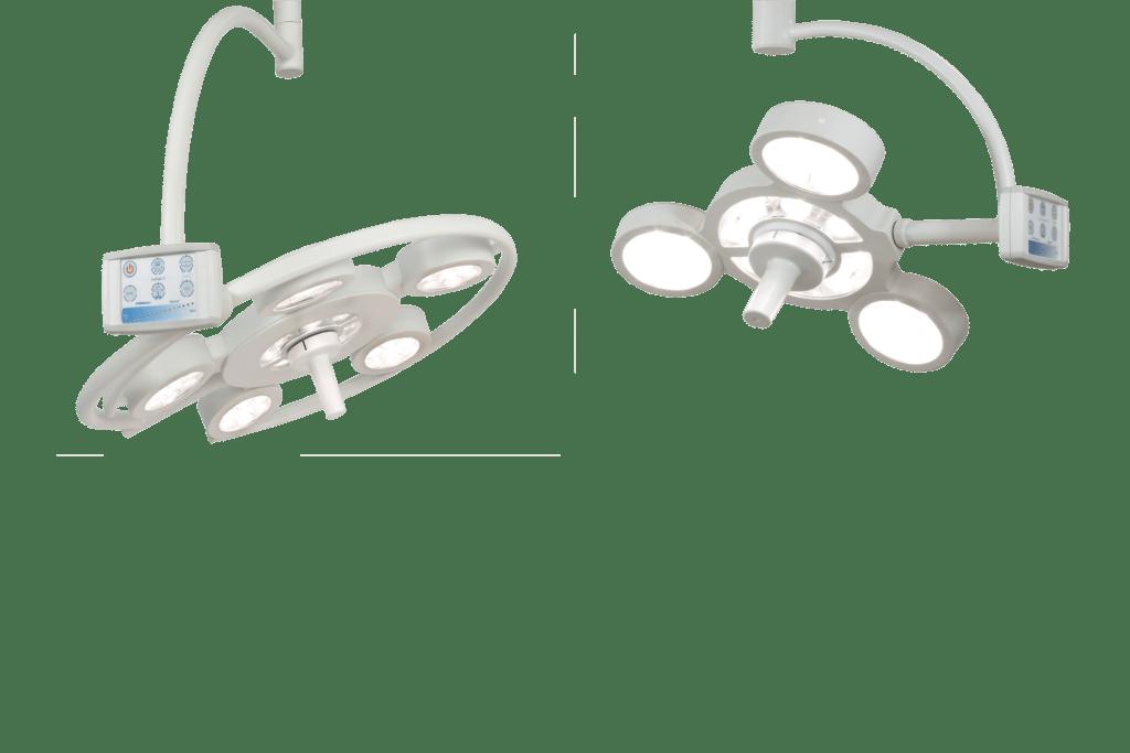 Lumax 3 & 5 Surgical LED light