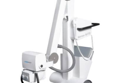 Xenox M70 mobile x-ray system
