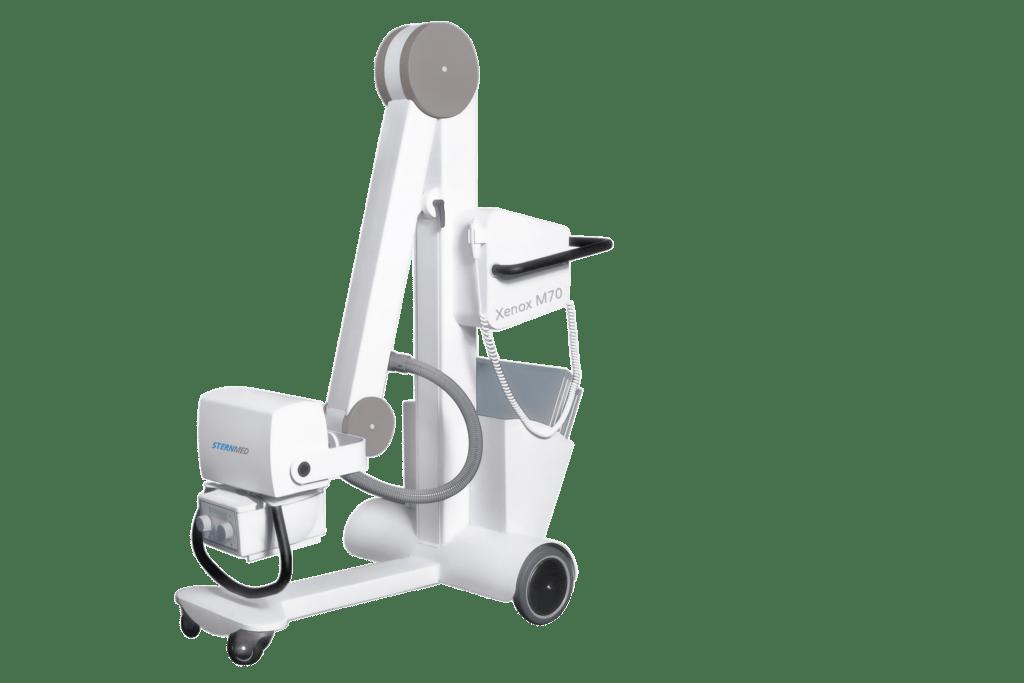 Xenox M70 Système de radiographie mobile