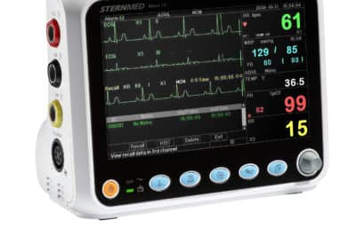 Macs 10 multi parameter patient monitor