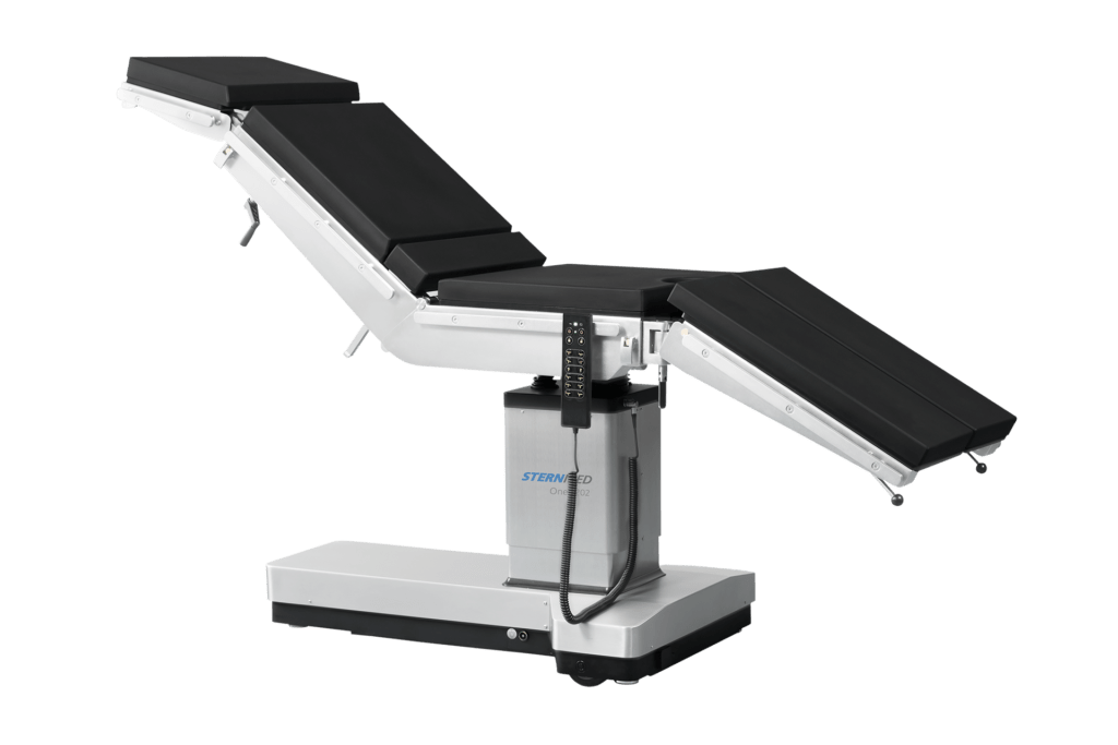 Onex 202 electro-hydraulic surgery table