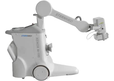 Xenox M100 mobile DR x-ray system