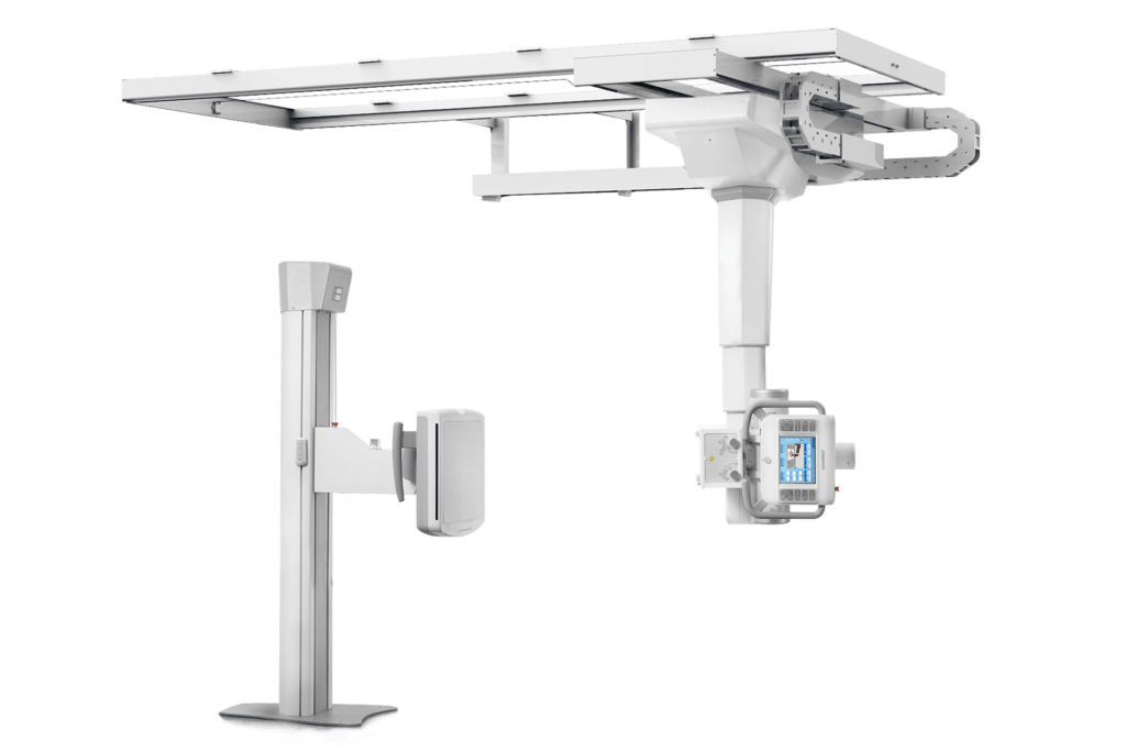 Digitales Radiografiesystem Xenox DR500