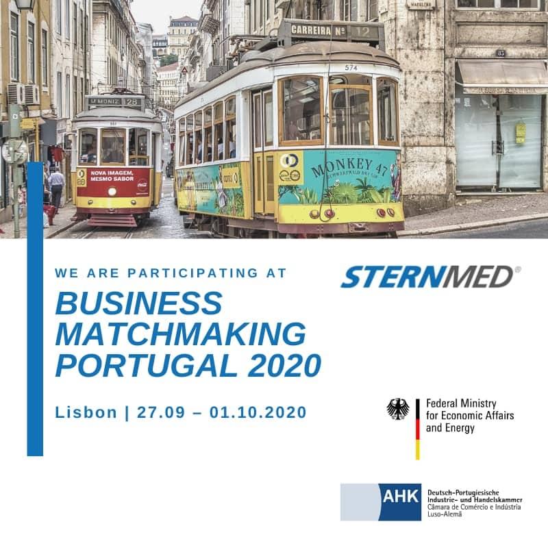 Événement Business Matchmaking Portugal 2020