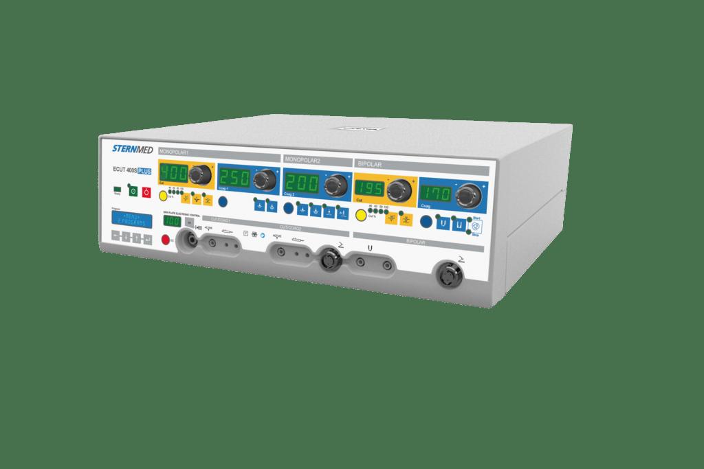 ECUT 400S PLUS electrosurgical unit