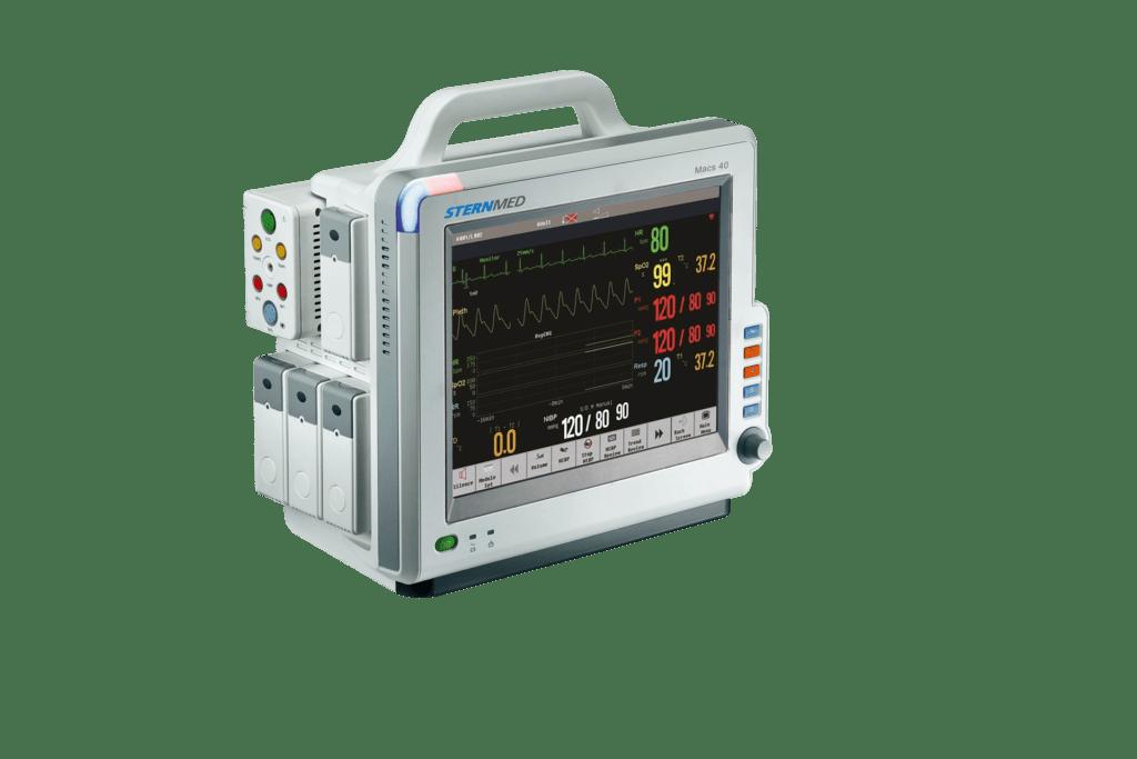 Modularer Patientenmonitor Macs 40