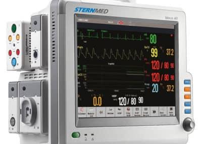 Macs 40 modular patient monitor