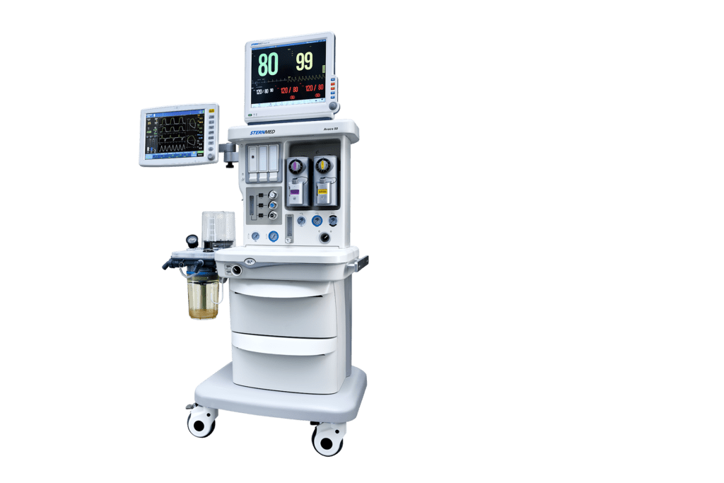 Anästhesiegerät Avacs 50