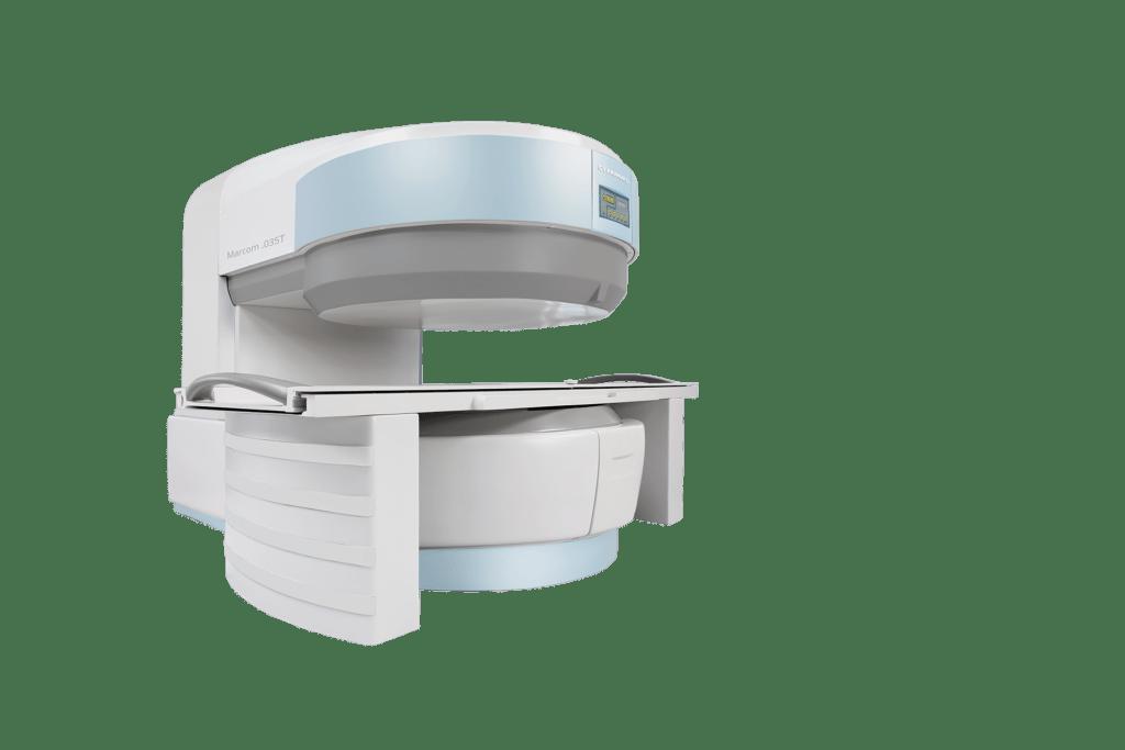 Marcom 0.35T Scanner IRM magnétique permanent