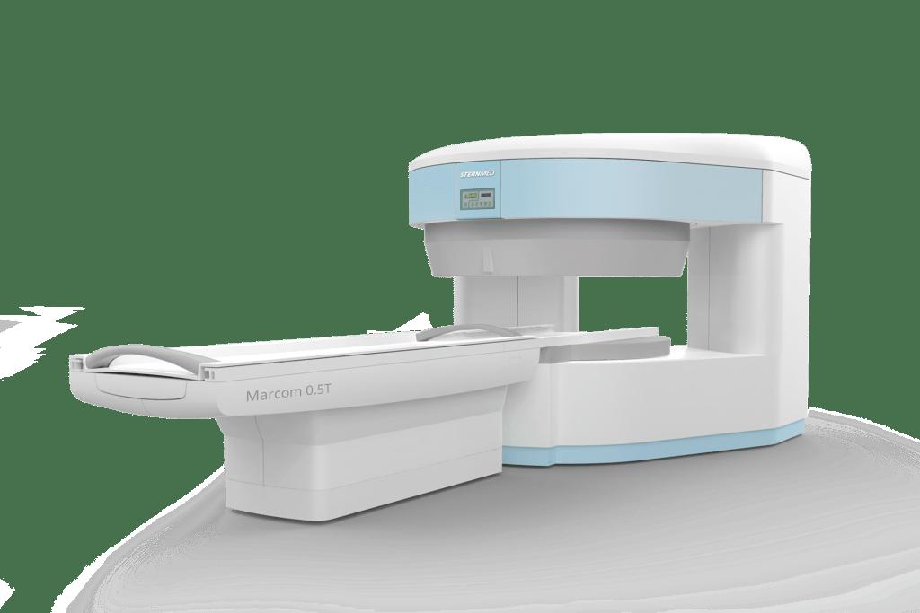 Marcom 0.5T Scanner IRM magnétique permanent