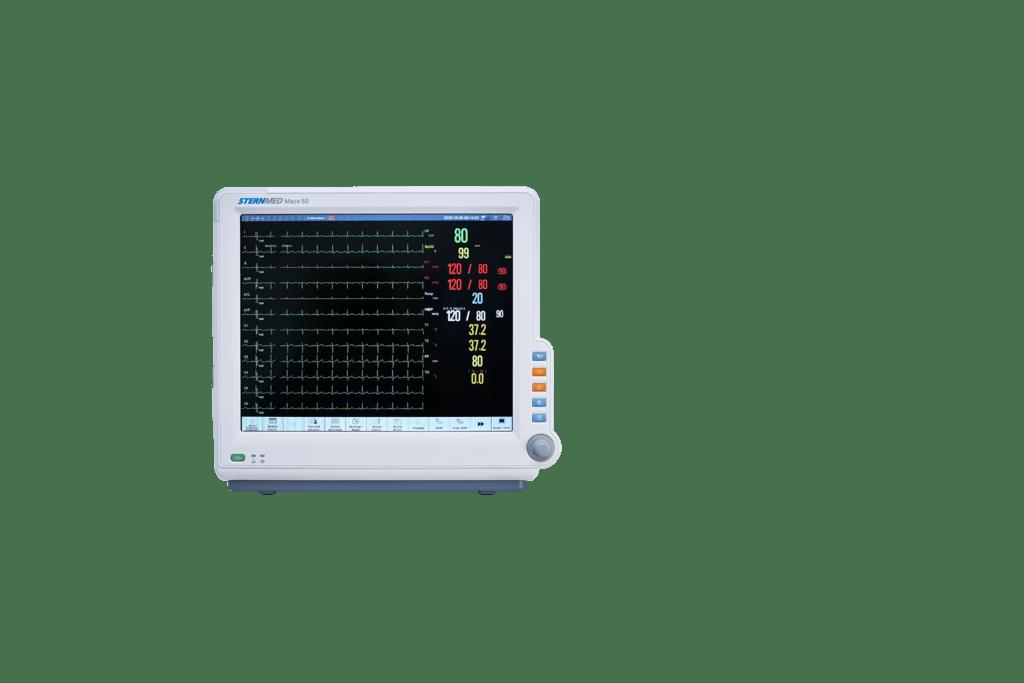 Modularer Patientenmonitor Macs 50