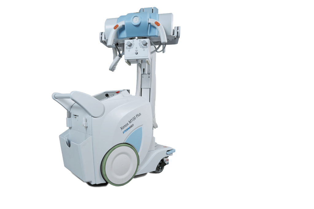 DR-Röntgensystem right Xenox M100 Plus