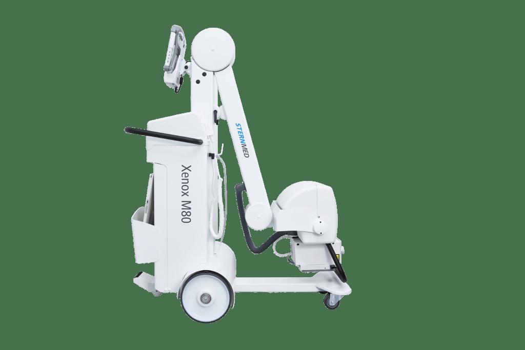 Mobiles Röntgensystem Xenox M80