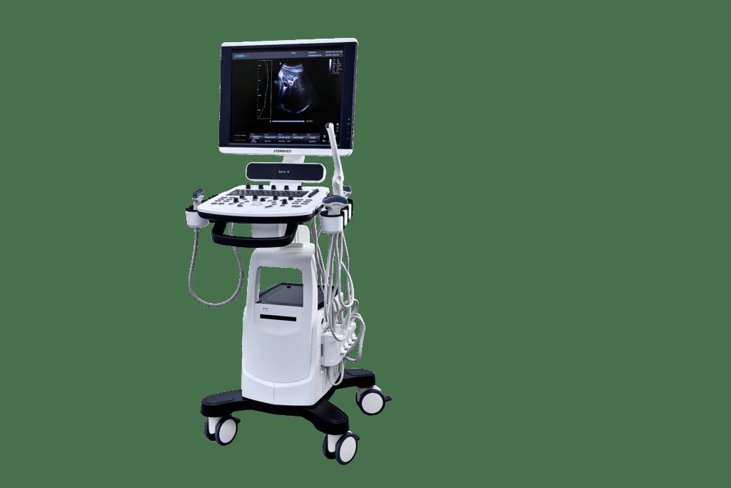 Sonos 10 Système d'échographie diagnostique